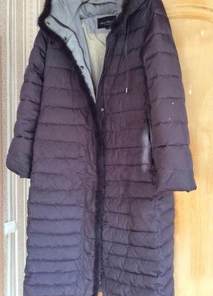 Пальто зимнее, зимний пуховик