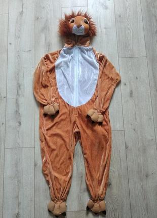 Костюм лева 7-8 років