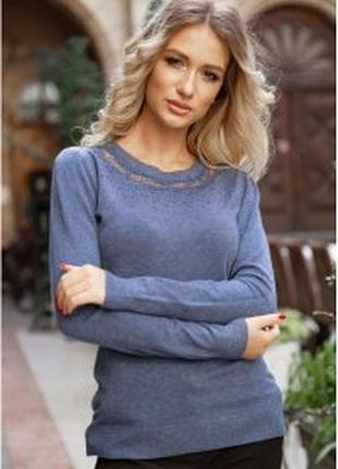 Жіноча кофта джинс