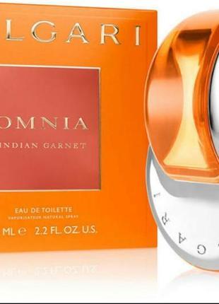 Bvlgari omnia indian garnet 65 мл женский парфюм