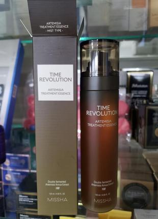 Missha time revolution artemisia treatment essence mist