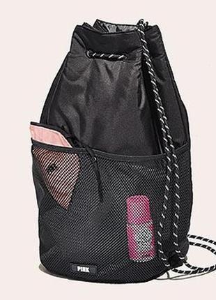Отличный легусенький рюкзачок оригинал pink victoria secret