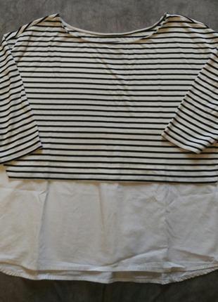 Блузка футболка для беременных от femestage