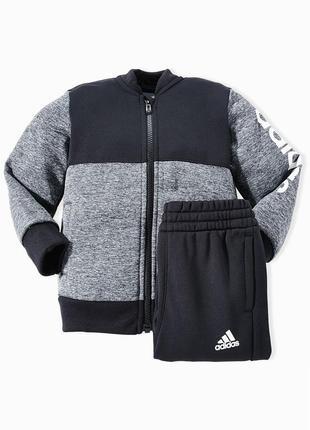 Спортивный костюм, комплект adidas, оригинал, будет на 9-10 лет