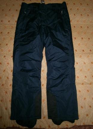 Лыжные теплые штаны кривит р.54