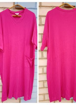 Платье ночнушка пог=80+
