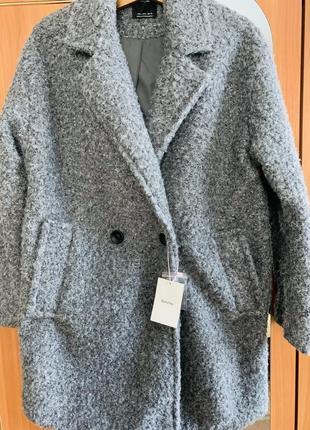 Пальто барашек