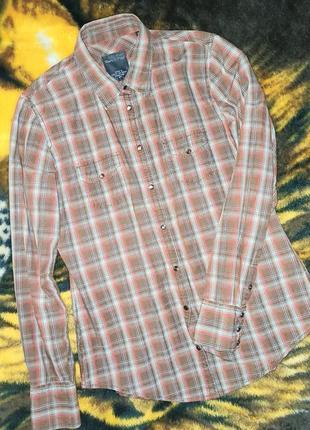 Хлопковая пубашка