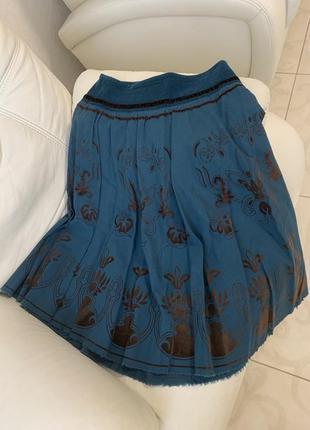 Стильная юбка разм s