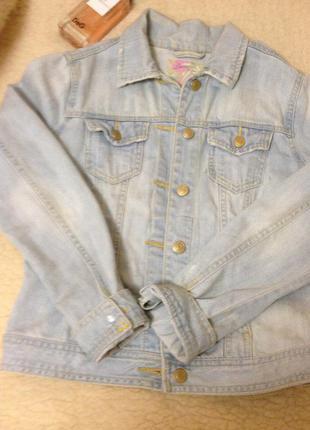Джинсовка /джинсовая куртка