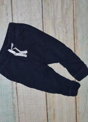 Спортивные штаны matalan на полтора-два года