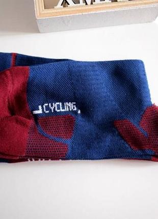 Специальные спортивные велосипедные  носки  crivit 35-36