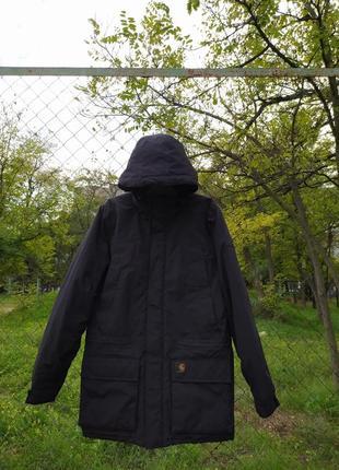 Куртка парка carhartt zenith parka