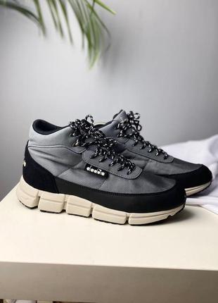 Крутые ботинки diadora boots
