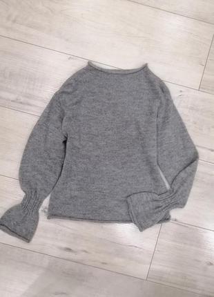 Красивий свитер, кофта amisu p xs-s
