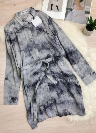 Новое платье рубашка туника unique 21