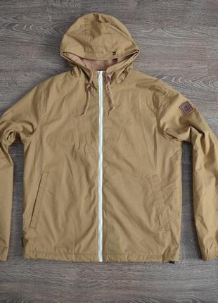 Куртка последняя коллекция element ® alder light jacket - gold brown