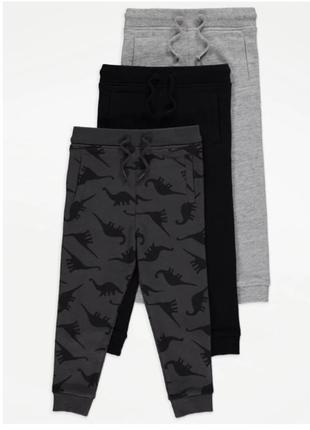 Спортивные штаны джоггеры мальчику рр.92-98 george (джордж)