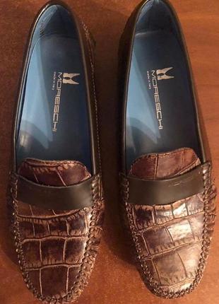 Обувь на тёплую осень