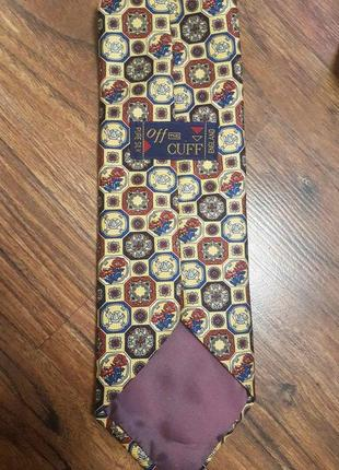 Стильный галстук 💯 шелк (англия)