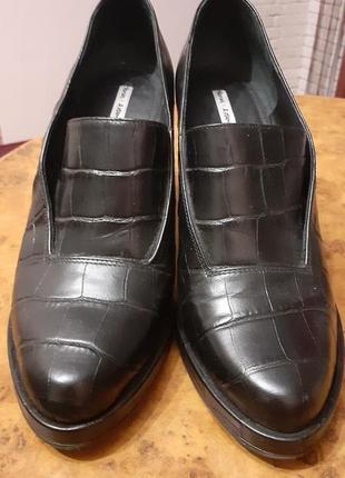 Туфли ботильони