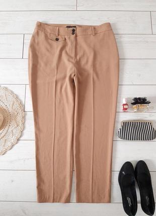 Стильные лаконичные брюки на высокой посадке