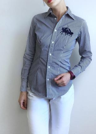 Оригинальная рубашка ralph lauren