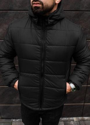 Качественная зимняя мужская куртка / якісна зимова чоловіча куртка