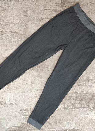 Оригинальные теплые спортивные штаны under armour