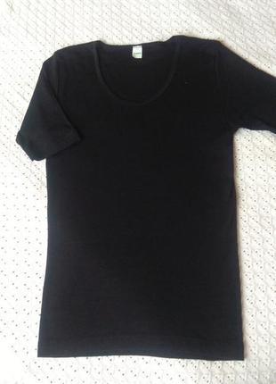 Термофутболка з шерсті і шовку термобілизна термобелье шерстяное шелк футболка термо