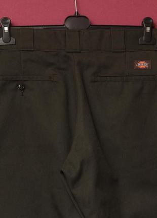 Dickies 874 32 30 износостойкие брюки из хлопка и полиестераа