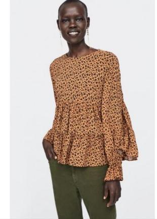 Блуза, кофточка zara