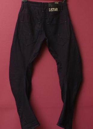 G-star raw 29 32 брюки из хлопка