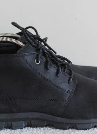 Ботинки caterpillar оригинал натуральний нубук