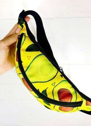 Бананка avocado детская