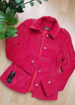 Пиджак-курточка вельвет