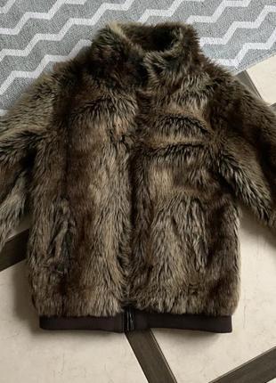 Куртка, шуба, дублянка, 11, 12, 152, 158