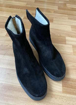 Зимние ботинки gant