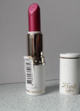 Губна помада dzintars kredo lux lipstick
