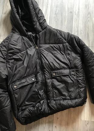 Супер куртка пуфер оверсайз