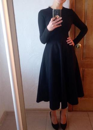 Идеальное черное платье!