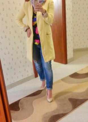 Суперкрутой пиджак от zara
