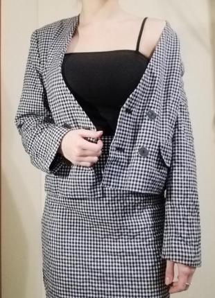 Костюм(пиджак+юбка) gerry weber
