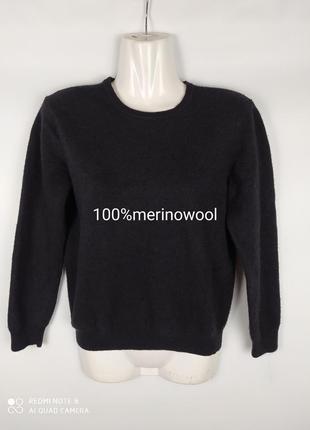 Джемпер шерсть мериноса, качество, кофта теплая,свитер шерстяной