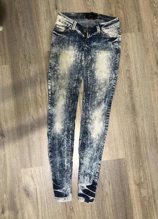 Стильные джинсы prada
