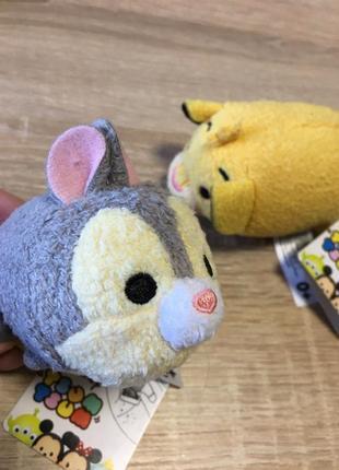 Детские аксессуары для игр, милые новые зверюшки от disney дисней