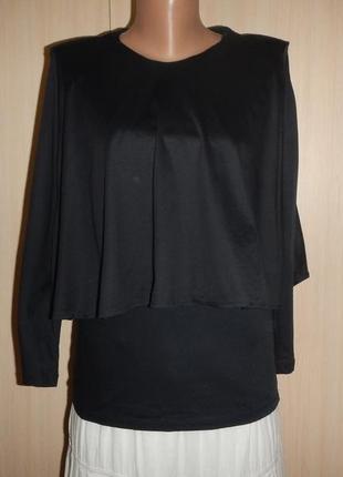 Кофта блуза лонгслив cos p.s хлопок