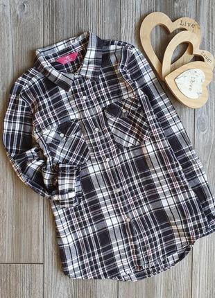 Рубашка туника yd 11-12л
