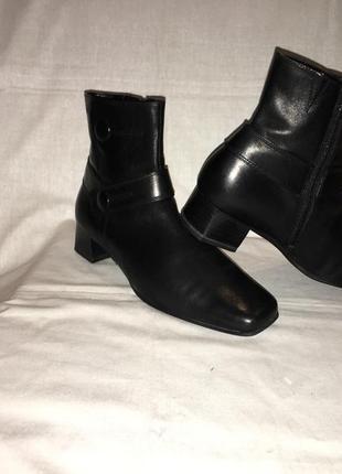 Ботинки *сaprice* кожа германия р.41 (27.00 см)