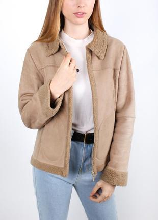 Куртка дубленка cherokee